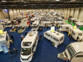 Auto Camping Caravan 2018