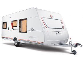 Bürstner Premio Caravan