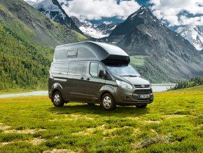 Ford Nugget Campingbus