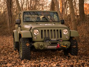 Jeep Wrangler als Limited Edition