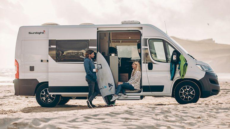 Sunlight Van Cliff 640