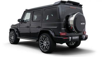 Brabus – Mercedes-Benz G500