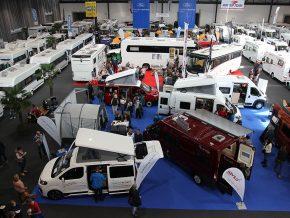 caravan live – Fachmesse für Reisemobile