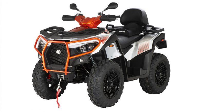 Kymco MXU 700 EXi EPS