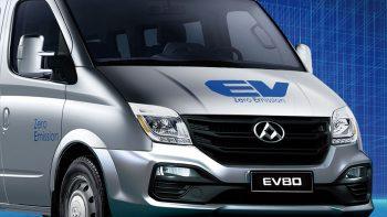 Maxus E-Transporter EV80