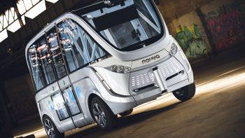 Navya fährt autonom