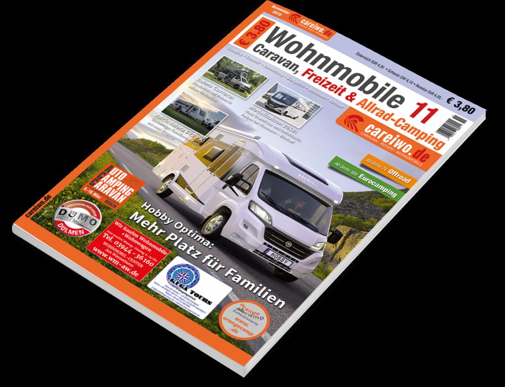 Wohnmobil Magazin