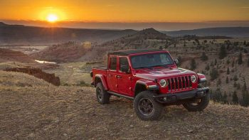 Jeep Offroad Gladiator