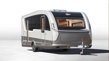 Bürstner Caravan Harmony 3