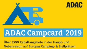 ADAC Campcard 2019
