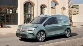 Modellsaison 2020 Renault