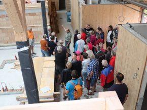 Ein Juwel entsteht: Kur-Gutshof Camping Arterhof baut ein Stadlwaschhaus