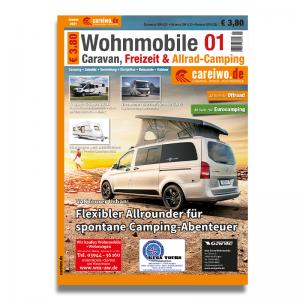 Wohnmobile - Ausgabe 01 / 2021
